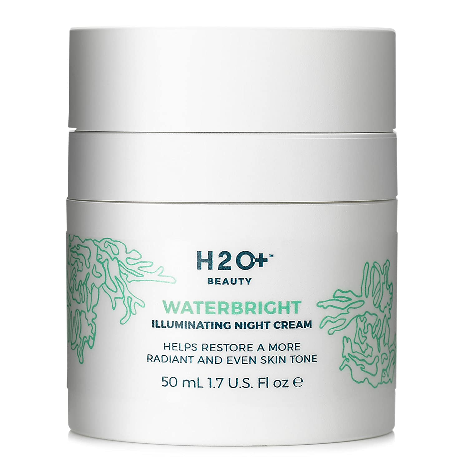 H2O PLUS BEAUTY Luxury goods Waterbright Illuminating Helps Rest Cream excellence Night