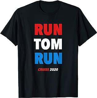 Run Tom Run - Cruise 2020 T-Shirt