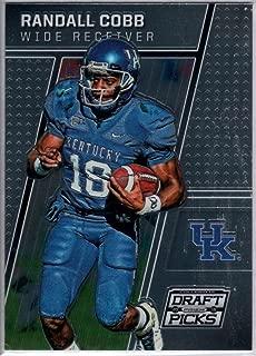 Football NFL 2016 Panini Prizm Collegiate Draft Picks #83 Randall Cobb #83 NM+