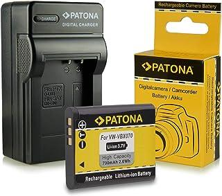 Cargador + Batería Panasonic VW-VBX070 / Pentax D-Li88 / Sanyo DB-L80 perPanasonic HX-DC1 | HX-DC2 | HX-DC10 | HX-DC15 | HX-WA10 | Pentax Optio E71 | H90 | P70 | P80 | W90 | WS80 | Sanyo Xacti VPC-CA100 | VPC-CG10 | VPC-CG20 | VPC-CG21 | VPC-CG100 | VPC-CS1 | VPC-GH1 | VPC-GH3 | VPC-PD1 | Sanyo VPC-X1200 | VPC-X1220 y mucho más…