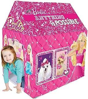 Barbie Kids Play Tent House, Multicolor