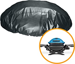 iCOVER Water Proof Grill Cover G21619 for Weber Liquid Propane Baby Grill, Q100, Q120, Q1000, Q1200