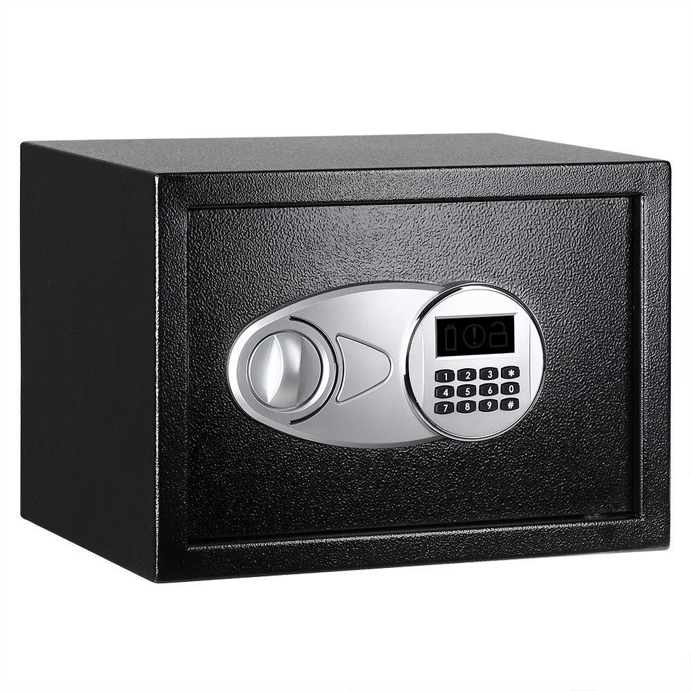 AmazonBasics Security Safe 0 5 Cubic Feet