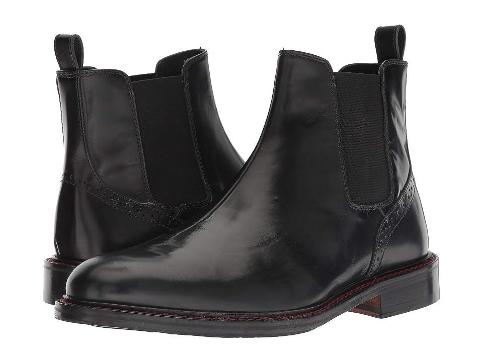 BUGATCHI Piemonte Boot (Nero) Men