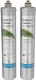 everpure h-1200 replacement cartridge set