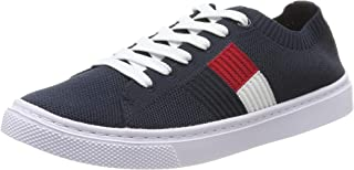 Tommy Hilfiger Knitted Flag Lightweight Women's Sneakers