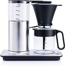 Wilfa CLASSIC PLUS Kaffebryggare - kaffebryggare i stål, med 1 liters kapacitet och manuell droppstoppfunktion, borstat stål
