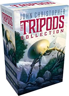 The Tripods Collection: The White Mountains; The City of Gold and Lead; The Pool of Fire; When the Tripods Came