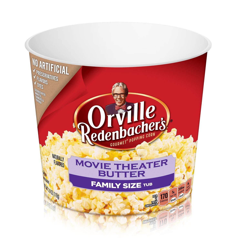 Regular dealer Orville Redenbacher's Microwave Max 45% OFF Popcorn Tu Movie Theater Butter