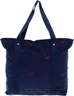 Tommy Hilfiger TJW Corduroy Tote All Over Logo