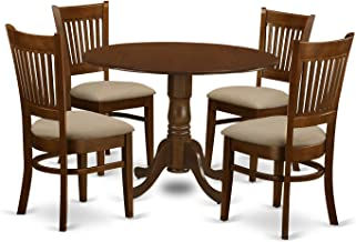 Best 5 piece round dinette set Reviews