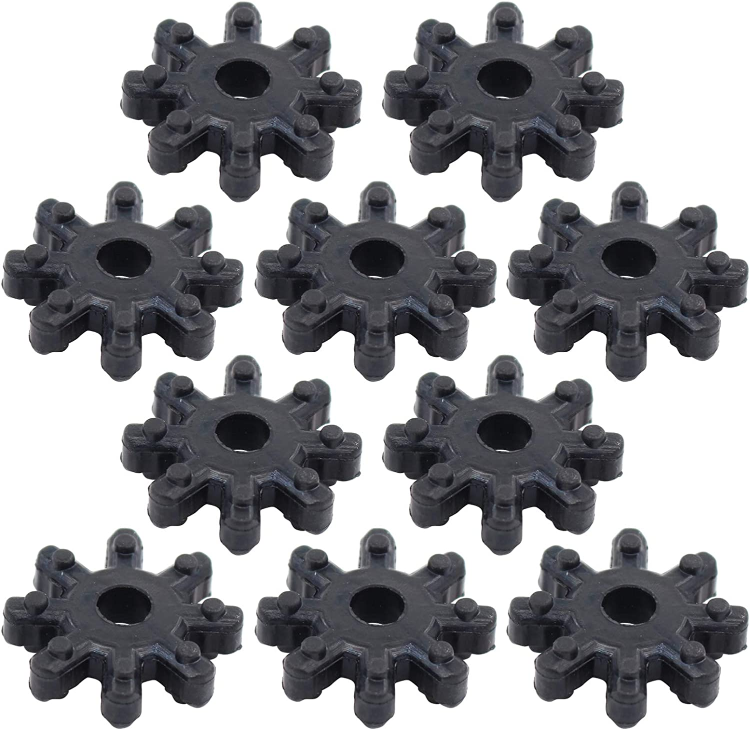 NewYall Pack of 10 Selling and selling Coupler Steering Flexible Year-end gift