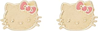 Best hello kitty earrings gold Reviews