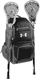 Under Armour Men's LAX Lacrosse Backpack Bag Black Size One Size