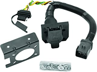 Reese Towpower 8550900 Professional Series Pre-Wired OEM 7 Blade and 4-Way Flat Connector Kit
