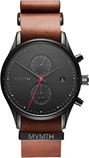 MVMT Voyager Watches | 42 MM Men's Analog Watch | Nylon...