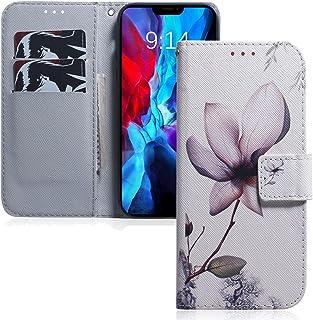 MRSTER Sony Xperia 10 hoes leer, duurzaam licht klassiek design flip wallet case PU-leer beschermhoes portefeuille telefoo...
