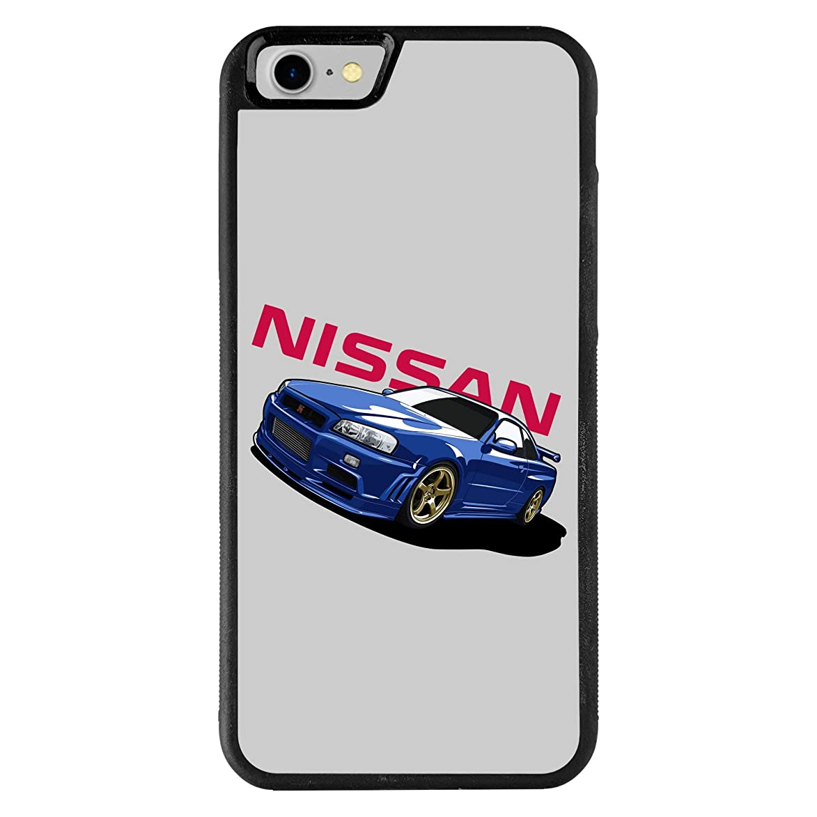 Nissan GT-R R34 Phone Case (iPhone 7+/8+)