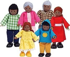 Beeboo Maison de Poupée Famille Poupées figurines poupées famille Jouets Personnages jeu