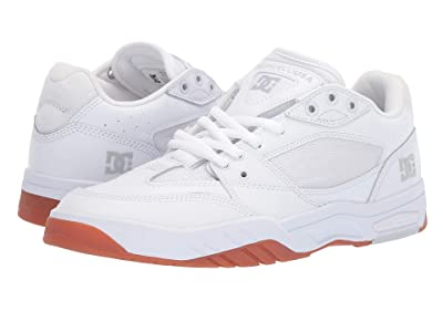 DC Maswell (White/Gum) Men