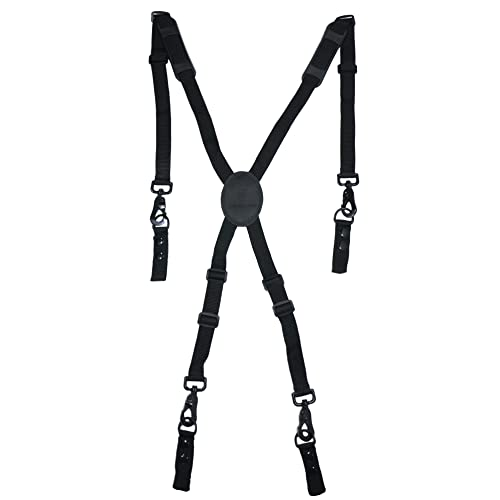 df94d675bda Tactical 365 Operation First Response Nylon Police Duty Belt Suspenders