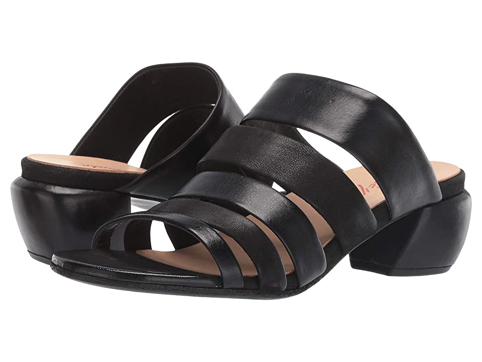 Marsell Low Strapped Sandal (Black) Women