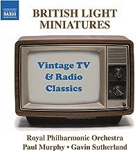 bbc radio vintage