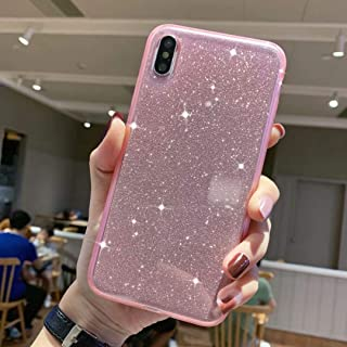 Best iphone xr coral with glitter case Reviews