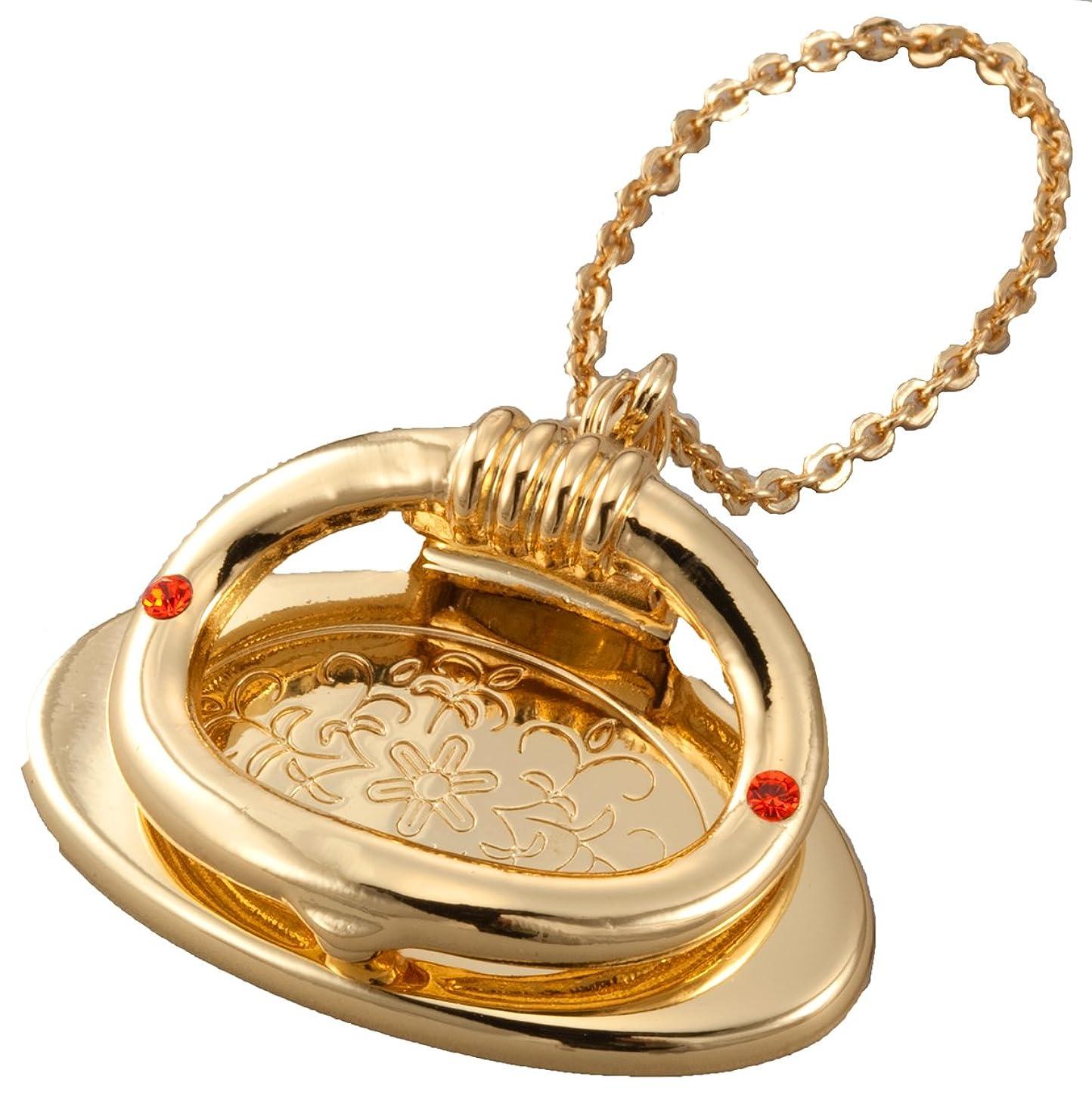 折るアソシエイトブランド名三喜工業 装飾雑貨(ファッション小物) ゴールド 5×3.5×1.5cm
