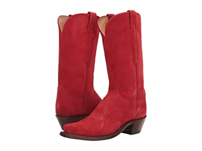 Lucchese Eleanor (Red) Cowboy Boots