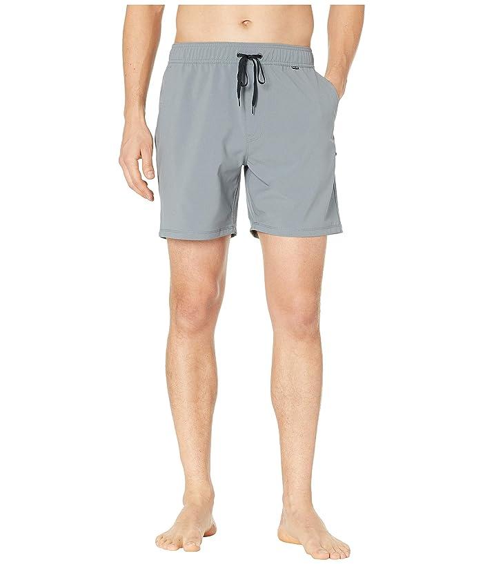 Hurley Oao Volley 17 (Cool Grey) Men