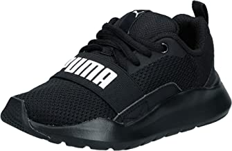 PUMA Wired Ps, Boy's Shoes, (Black 01), 11 UK (29 EU)
