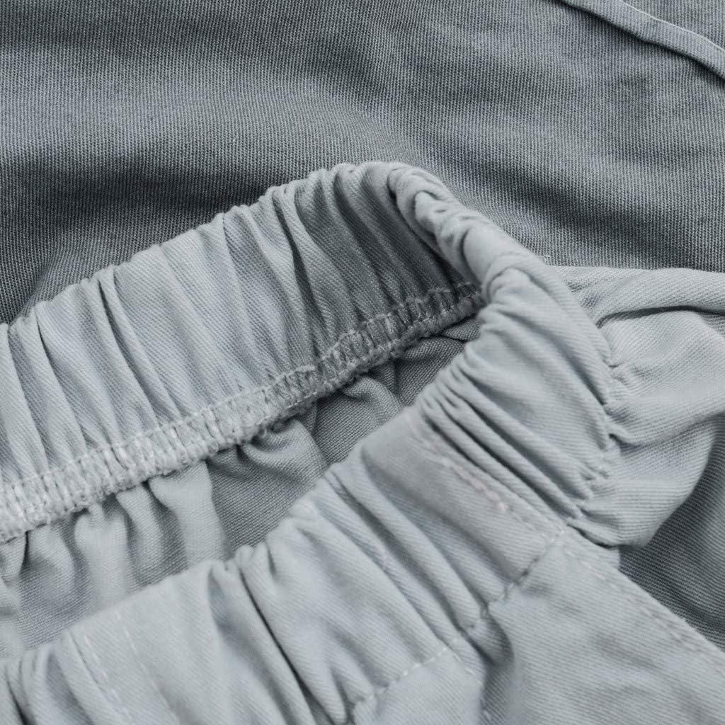 DEATU Womens Plus Size Elastic Waist Drawstring Tie-Dye Comfy Lounge Shorts Daisy Casual Pajama Shorts with Pockets