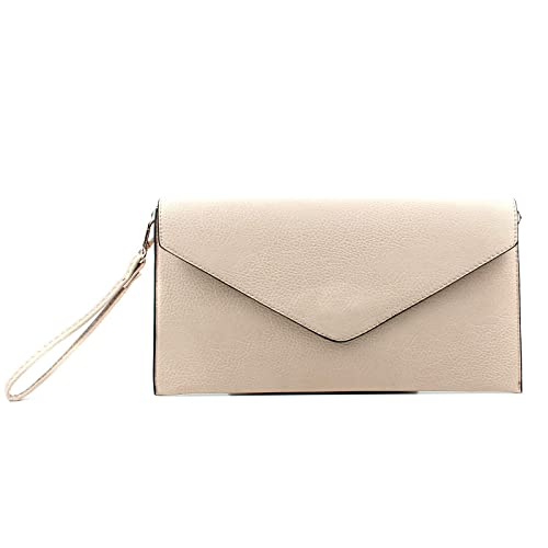 b59af9b4caf Aossta Ladies Envelope Evening Clutch Wedding Party Bags