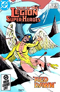 TALES OF THE LEGION OF SUPER-HEROES #321, VF/NM, Red Dawn, DC 1985
