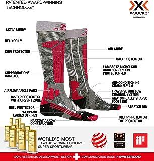 Rider 4.0 - Calcetines de esquí para Mujer