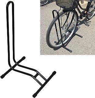 ガレージ・ゼロ 自転車スタンド 停め置きL字型[ブラック]/駐輪スタンド GZMT28
