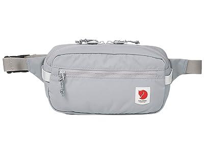 Fjallraven High Coast Hip Pack (Shark Grey) Bags