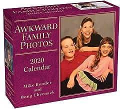 Awkward Family Photos 2020 Day-to-Day Calendar