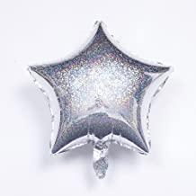 Best holographic star balloon Reviews