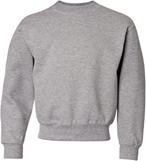 Jerzees Youth High Stitch Pill Resistant Sweatshirt
