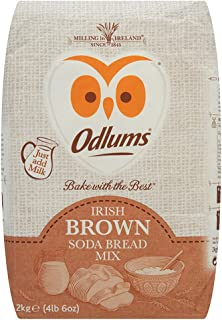 Odlums Brown Bread Mix 2Kg (70.5oz)