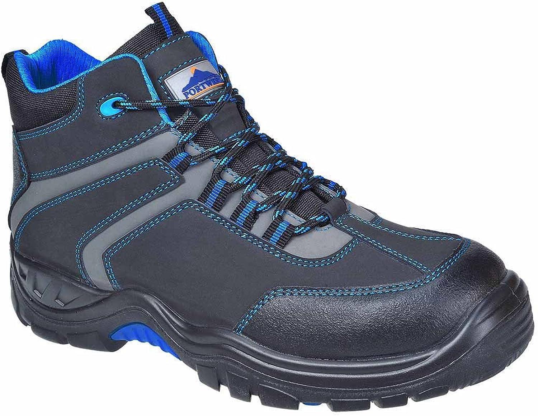 SUw - Compositelite Operis Workwear Ankle Safety Boot S3 HRO - bluee - UK 9
