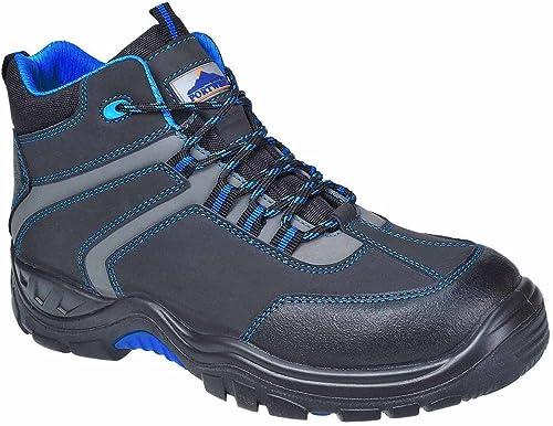 Portwest FC60 Operis Paire de chaussures montantes S3 Pointure Pointure Pointure 37, 41, bleu c3f