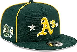 New Era オークランド・アスレチックス 2019 MLB オールスターゲーム 9Fifty スナップバック 調節可能な帽子 - グリーン