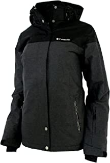 Women's Snowshoe Mountain Omni Heat Waterproof Hooded Ski Jacket