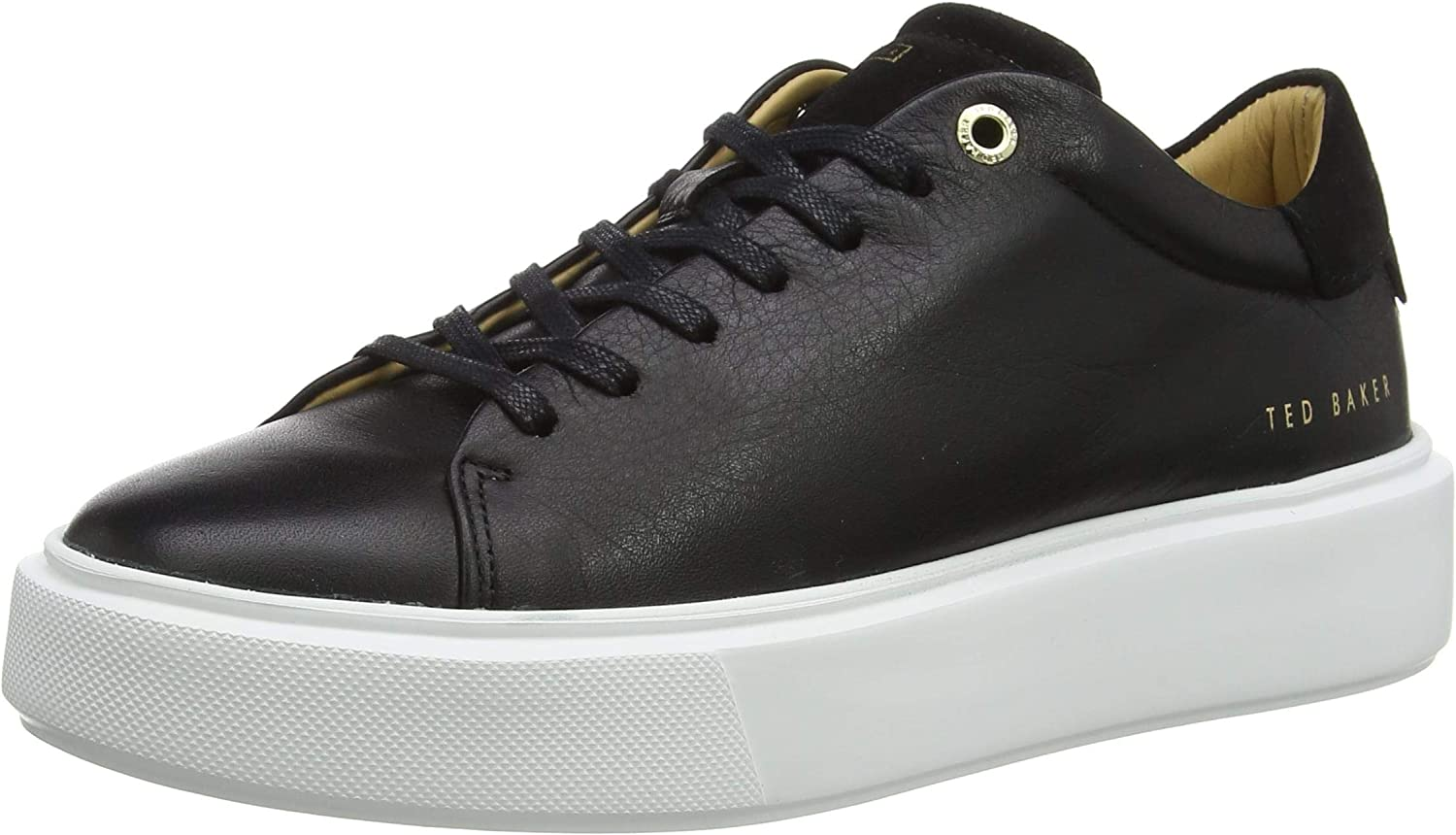 Ted Baker Women's Sneaker Excellence 7.5 Max 79% OFF Black