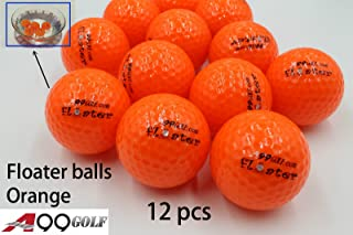 A99 Floating Golf Balls Floater Ball Float Water Range New