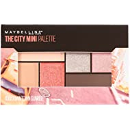 Maybelline New York Makeup The City Mini Eyeshadow Palette, Downtown Sunrise Eyeshadow, 0.14 oz