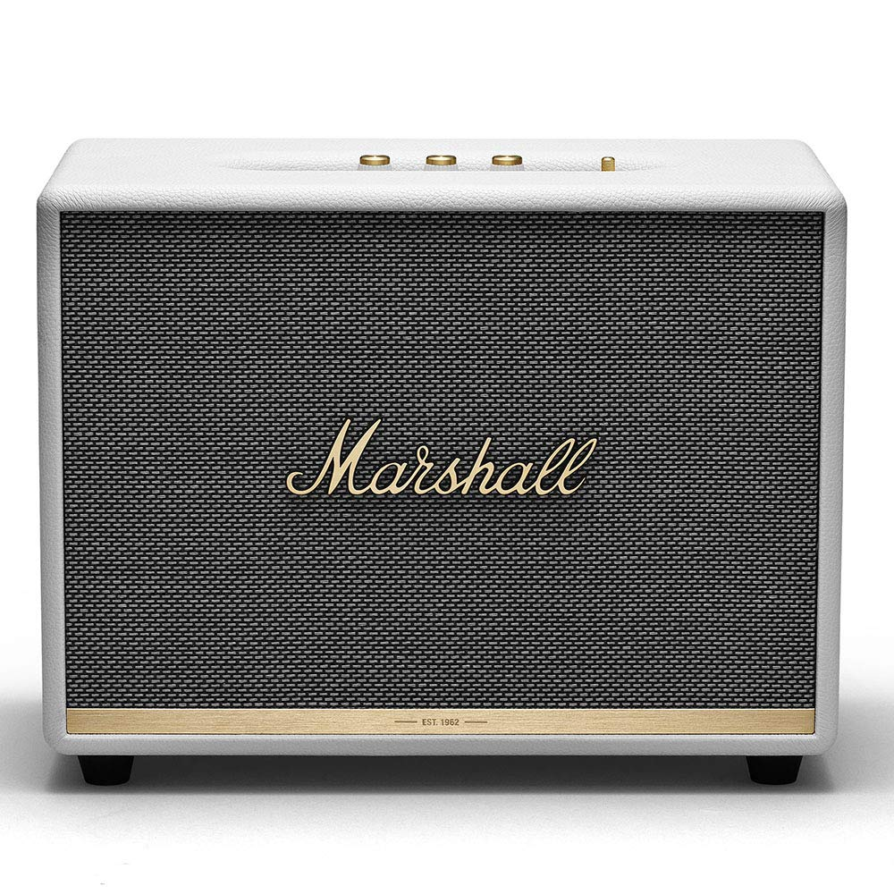 [NEW] 마샬 워번 II 블루투스 스피커 - 블랙, 화이트 2종 Marshall Woburn II Wireless Bluetooth Speaker, New
